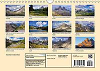 Sextner Dolomiten (Wandkalender 2019 DIN A4 quer) - Produktdetailbild 13