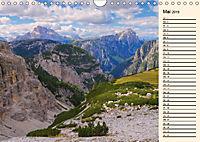 Sextner Dolomiten (Wandkalender 2019 DIN A4 quer) - Produktdetailbild 5