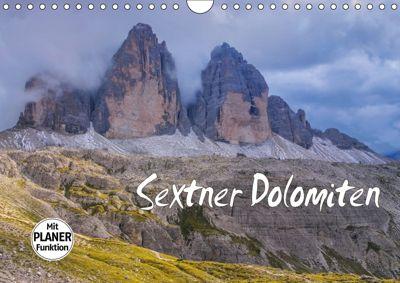 Sextner Dolomiten (Wandkalender 2019 DIN A4 quer), LianeM