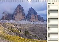 Sextner Dolomiten (Wandkalender 2019 DIN A4 quer) - Produktdetailbild 3