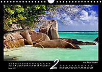 Seychellen Impressionen - Ansichten und Begegnungen auf La Digue (Wandkalender 2019 DIN A4 quer) - Produktdetailbild 2