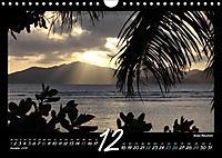 Seychellen Impressionen - Ansichten und Begegnungen auf La Digue (Wandkalender 2019 DIN A4 quer) - Produktdetailbild 12