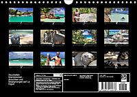 Seychellen Impressionen - Ansichten und Begegnungen auf La Digue (Wandkalender 2019 DIN A4 quer) - Produktdetailbild 13