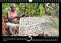 Seychellen Impressionen - Ansichten und Begegnungen auf La Digue (Wandkalender 2019 DIN A4 quer) - Produktdetailbild 3