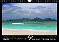 Seychellen Impressionen - Ansichten und Begegnungen auf La Digue (Wandkalender 2019 DIN A4 quer) - Produktdetailbild 9