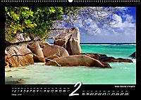 Seychellen Impressionen - Ansichten und Begegnungen auf La Digue (Wandkalender 2019 DIN A2 quer) - Produktdetailbild 2