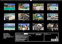 Seychellen Impressionen - Ansichten und Begegnungen auf La Digue (Wandkalender 2019 DIN A2 quer) - Produktdetailbild 13