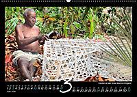 Seychellen Impressionen - Ansichten und Begegnungen auf La Digue (Wandkalender 2019 DIN A2 quer) - Produktdetailbild 3