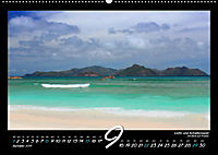 Seychellen Impressionen - Ansichten und Begegnungen auf La Digue (Wandkalender 2019 DIN A2 quer) - Produktdetailbild 9