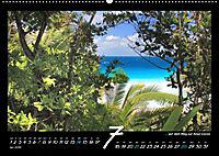 Seychellen Impressionen - Ansichten und Begegnungen auf La Digue (Wandkalender 2019 DIN A2 quer) - Produktdetailbild 7