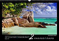 Seychellen Impressionen - Ansichten und Begegnungen auf La Digue (Wandkalender 2019 DIN A3 quer) - Produktdetailbild 2