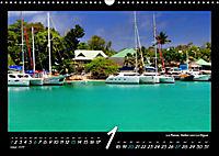 Seychellen Impressionen - Ansichten und Begegnungen auf La Digue (Wandkalender 2019 DIN A3 quer) - Produktdetailbild 1