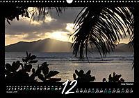 Seychellen Impressionen - Ansichten und Begegnungen auf La Digue (Wandkalender 2019 DIN A3 quer) - Produktdetailbild 12