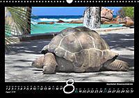 Seychellen Impressionen - Ansichten und Begegnungen auf La Digue (Wandkalender 2019 DIN A3 quer) - Produktdetailbild 8
