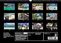 Seychellen Impressionen - Ansichten und Begegnungen auf La Digue (Wandkalender 2019 DIN A3 quer) - Produktdetailbild 13