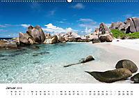 Seychellen - Willkommen im Paradies (Wandkalender 2019 DIN A2 quer) - Produktdetailbild 1