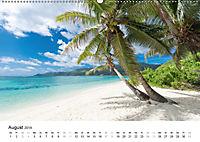 Seychellen - Willkommen im Paradies (Wandkalender 2019 DIN A2 quer) - Produktdetailbild 8