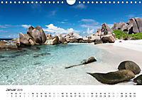 Seychellen - Willkommen im Paradies (Wandkalender 2019 DIN A4 quer) - Produktdetailbild 1
