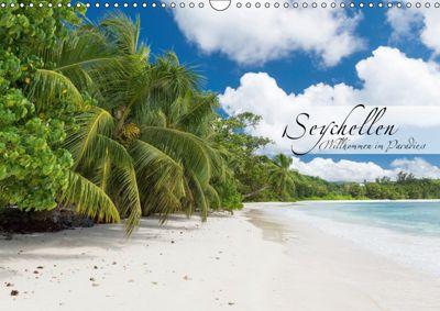 Seychellen - Willkommen im Paradies (Wandkalender 2019 DIN A3 quer), Christian Bremser (Travelography.de)