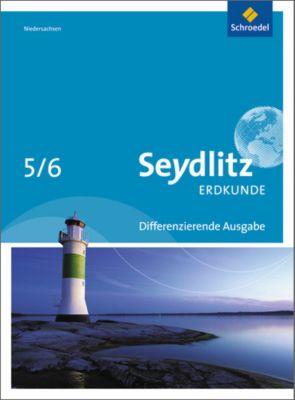Seydlitz Erdkunde, Differenzierende Ausgabe 2012 für Niedersachsen: 5./6. Schuljahr, Schülerband