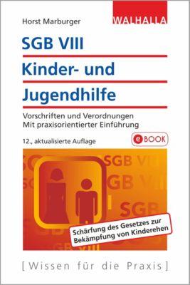 SGB VIII - Kinder- und Jugendhilfe, Horst Marburger