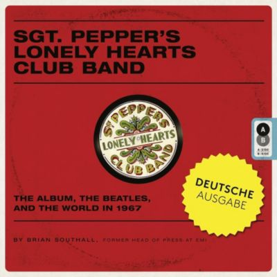Sgt. Pepper's Lonely Hearts Club Band, Brian Southall