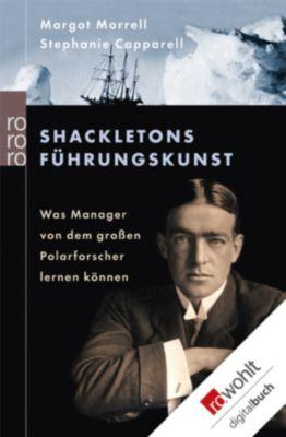 Shackletons Führungskunst, Margot Morrell, Stephanie Capparell