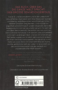 Shades of Grey Trilogie Band 1: Geheimes Verlangen - Produktdetailbild 1