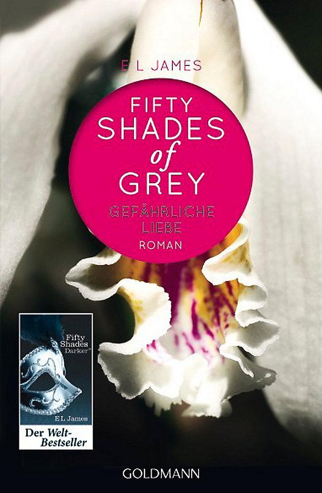 Shades Of Grey Trilogie Band 2 Gefährliche Liebe Buch Portofrei