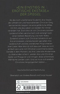 Shades of Grey Trilogie Band 3: Befreite Lust - Produktdetailbild 1