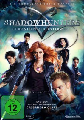 Shadowhunters: Chroniken der Unterwelt - Staffel 1, Dominic Sherwood Katherine McNamara