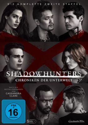 Shadowhunters: Chroniken der Unterwelt - Staffel 2, Katherine McNamara, Dominic Sherwood