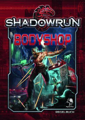 Shadowrun 5: Bodyshop