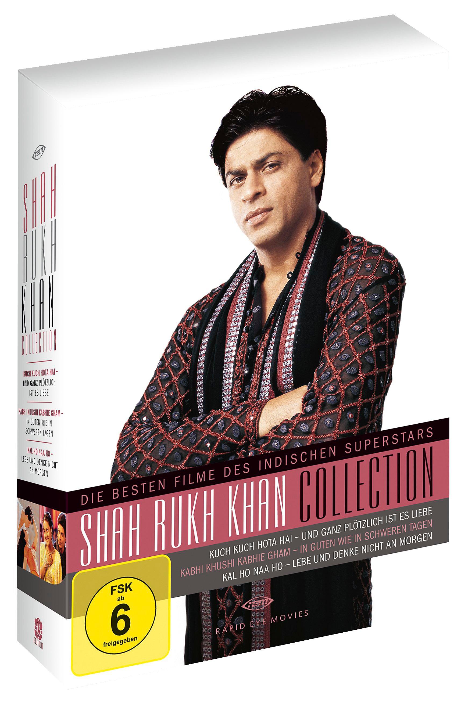 Shah Rukh Khan Collection Dvd Bei Weltbild Ch Bestellen