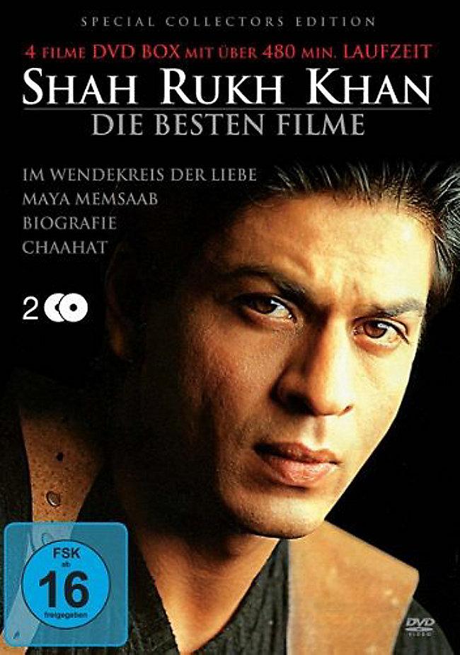 Shah Rukh Khan Die Besten Filme 2 Disc Dvd Dvd Weltbildde