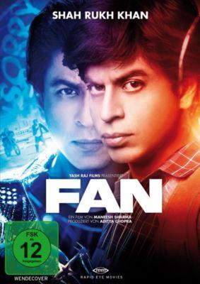 Shah Rukh Khan: Fan, Shah Rukh Khan