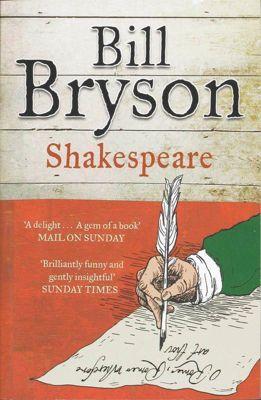 Shakespeare, Bill Bryson