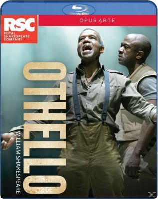 Shakespeare:Othello, Diverse Interpreten