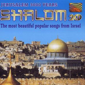 Shalom - The Most Beautiful Popular Music, Diverse Interpreten