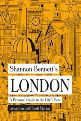 Shannon Bennett's London, Shannon Bennett