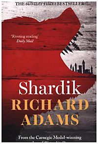 Shardik by Richard Adams - 1974 1st Edition 1st Printing Hardcover w/ DJ