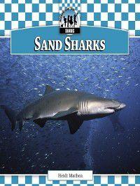 Sharks Set 1: Sand Sharks, Heidi Mathea