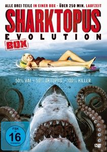 Sharktopus Evolution Box, Sharktopus Evolution Box