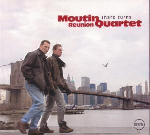 Sharp Tunes (Dual Disc + DVD), Moutin Reunion Quartet