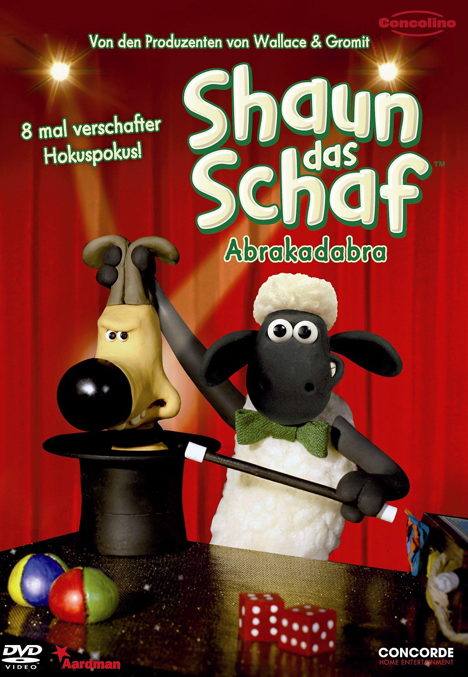 Shaun Das Schaf Abrakadabra Dvd Bei Weltbildch Bestellen