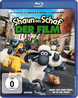 Shaun das Schaf - Der Film, Richard Starzak, Mark Burton