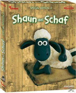 Shaun das Schaf - Special Edition 2, Richard Goleszowski, Nick Park, David Fine, Alison Snowden, Lee Pressman, Rob Dudley, Julie Jones, Ian Carney, Sarah Ball