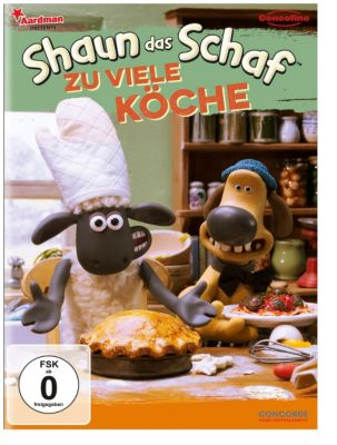 Shaun das Schaf: Zu viele Köche, Diverse Interpreten