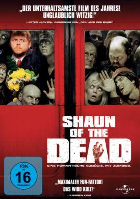 Shaun of the Dead, Simon Pegg, Edgar Wright