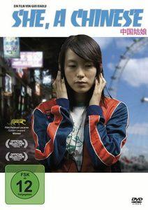 She, a Chinese, Xiaolu Guo